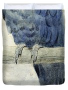Hyacinthine Macaw Duvet Cover by Henry Stacey Marks