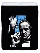 I Want You To Kill Him Duvet Cover by Luis Ludzska