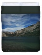 If I Spent Forever Here Duvet Cover by Laurie Search