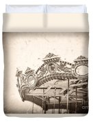 Impossible Dream Duvet Cover by Trish Mistric