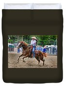 In It To Win It Duvet Cover by Gary Keesler