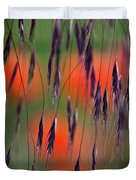 In the Meadow Duvet Cover by Heiko Koehrer-Wagner