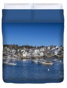 In The Morning Light Duvet Cover by Evelina Kremsdorf