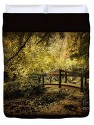 In Wonder Duvet Cover by Andrew Paranavitana