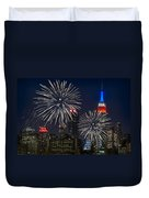Independence Day Duvet Cover by Eduard Moldoveanu