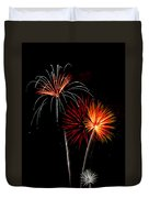 Independence Day  Duvet Cover by Saija  Lehtonen
