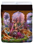 Indian Harmony Duvet Cover by Jan Patrik Krasny