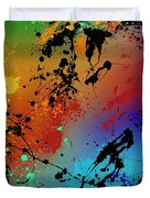 Infinite M Duvet Cover by Ryan Burton
