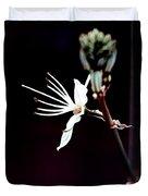 infrared Asphodel Duvet Cover by Stelios Kleanthous
