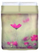 Ingrid's Garden Duvet Cover by Amy Tyler
