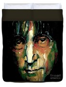 Instant Karma Duvet Cover by Paul Lovering