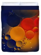 Intergalactic Space 3 Duvet Cover by Kaye Menner