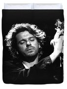 INXS-Michael-GP04 Duvet Cover by Timothy Bischoff