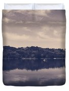 It Surrounds Me Duvet Cover by Laurie Search