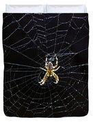Itsy Bitsy Spider My Ass 2 Duvet Cover by Steve Harrington