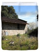 Jack London Ranch Distillery 5d22182 Duvet Cover by Wingsdomain Art and Photography