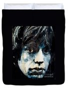 Jagger No3 Duvet Cover by Paul Lovering