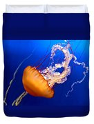 Jelly #2 Duvet Cover by Nikolyn McDonald