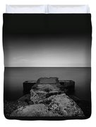 Jetty Duvet Cover by CJ Schmit