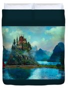 Journeys End Duvet Cover by Aimee Stewart