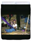 Jungle Crafts Duvet Cover by Steve Harrington