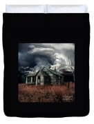 Just Before The Storm Duvet Cover by Aimelle