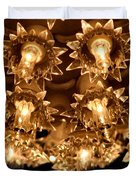 Keep Shining Duvet Cover by Rory Sagner