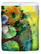 Kernodle On The Half Shell Duvet Cover by Bellesouth Studio