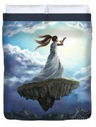 Kingdom Call Duvet Cover by Tamer and Cindy Elsharouni