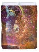 Lady Liberty Duvet Cover by John Robert Beck
