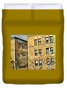 Lady Of The House Duvet Cover by Sarah Loft