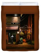 Lagers And Ales Duvet Cover by Laura Fasulo