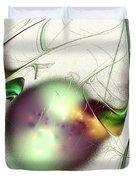 Latent Images Duvet Cover by Anastasiya Malakhova