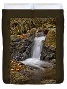 Lepetit Waterfall Duvet Cover by Susan Candelario