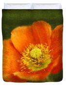 Les Fleurs Duvet Cover by Darren Fisher