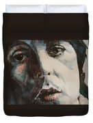 Let Me Roll It Duvet Cover by Paul Lovering