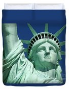 Liberty Duvet Cover by Brian Jannsen