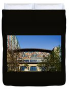 Lila Cockrell Theatre - San Antonio Duvet Cover by Christine Till