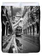 Lisbon Duvet Cover by Jorge Maia