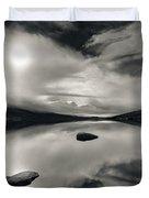Loch Etive Duvet Cover by Dave Bowman