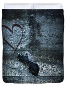 Longing For Love Duvet Cover by Joana Kruse