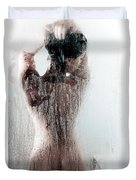 Looking Through The Glass Duvet Cover by Jt PhotoDesign