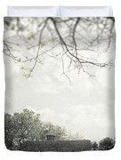 Looming Duvet Cover by Margie Hurwich