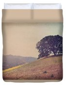 Love Lifts Us Up Duvet Cover by Laurie Search