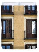 Madrid Duvet Cover by Frank Tschakert