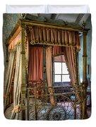Mansion Bedroom Duvet Cover by Adrian Evans