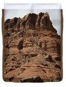 Marble Canyon Vi Duvet Cover by Dave Gordon