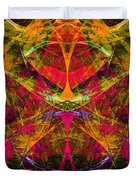 Masquerade 20140128 Vertical Duvet Cover by Wingsdomain Art and Photography