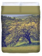 Maybe It's Better This Way Duvet Cover by Laurie Search