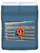 Mbsp Pier Duvet Cover by Jessica Brown